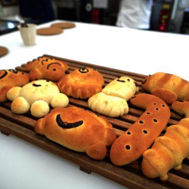下田海中水族館で「海の仲間たちパン」を販売開始 イズソラベーカリー様